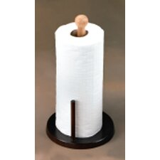 Bamboo Paper Towel Holder (Set of 12)