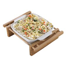 Grand Buffet Bakeware Dish with Cradle