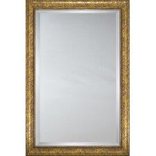 Mirror Style 80951 - Gold Fleur De Lis