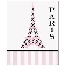 Paris Paris Paris Art Print