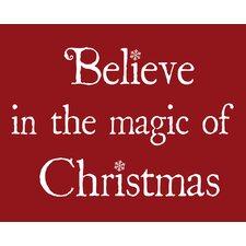 Magic Christmas by Secretly Spoiled Textual Art