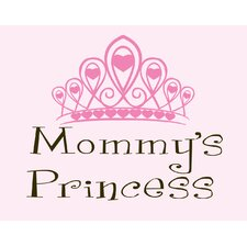 Mommy's Princess Paper Print