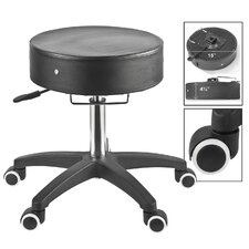 Height Adjustable Shop Stool