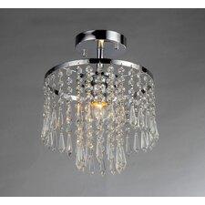 Seek 1 Light Mini Crystal Chandelier