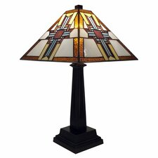 "Cross 20"" Table Lamp"
