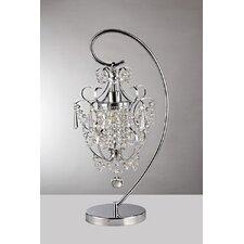 "Unnie 24"" Crystal Table Lamp"