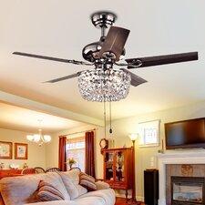 3 Light Bowl Ceiling Fan Light Fitter