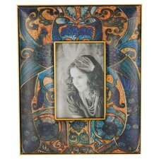 Peacock Picture Frame (Set of 2)