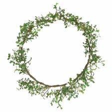 "10"" Faux Berry Wreath"