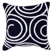Embroidered Throw Pillow (Set of 2)