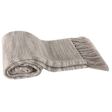 Heathered Throw Blanket