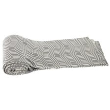 Cotton Cashmere Throw Blanket