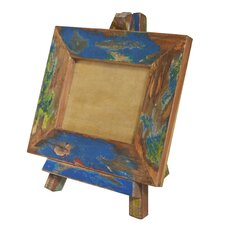 Picture Frame with Easel Stand