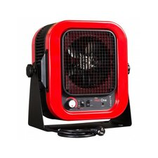 4,000 Watt Portable Electric Fan Compact Heater