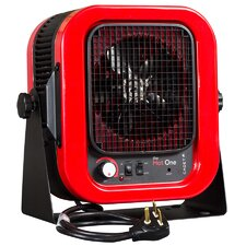 5,000 Watt Portable Electric Garage Heater