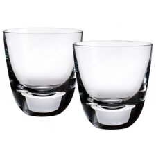 American Bar Straight Bourbon Old Fashioned Tumbler (Set of 2)