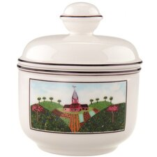 Design Naif 7.5 oz. Sugar Bowl with Lid