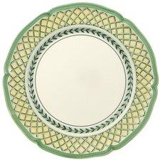 """French Garden Orange 10.5"""" Dinner Plate"""