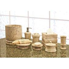 8 Piece Cameo Bath Set