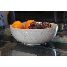 Oceanic Marble Fruit Bowl