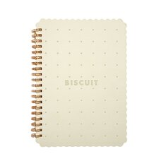 Biscuit Notebook