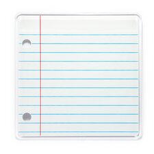 Coaster Pads Loose Leaf (Set of 2)