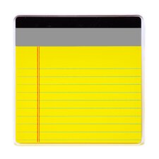 Coaster Pads Yellow Pad (Set of 2)