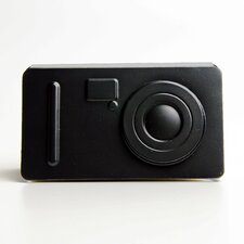 Pocket Notebook - Camera (Set of 4)