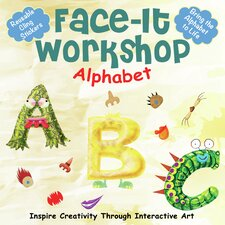 Face-It Workshop Alphabet Art Kit