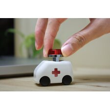 MOE Ambulance Car 8 GB USB Flashdrive