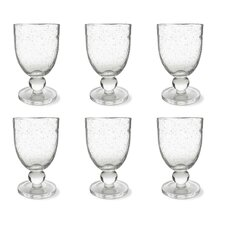 Tag Bubble Goblet (Set of 6)