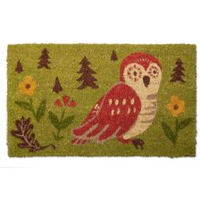 Oscar Owl Doormat