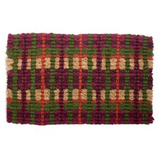 Market Plaid Mat