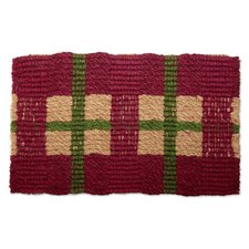 Vintage Plaid Mat