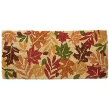 Harvest Leaves Estate Doormat