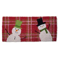 Snowman Estate Doormat
