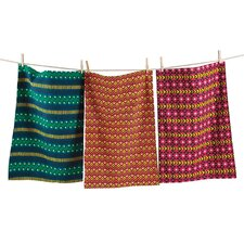 3 Piece Global Dishtowel Set