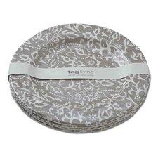 """Artisan 10.75"""" Melamine Dinner Plate (Set of 4)"""