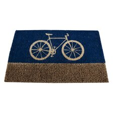 Bike Boot Scrape Doormat
