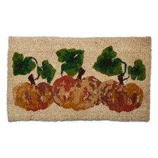 Pumpkin Coir Mat