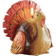 Tom Turkey Non-Scented Novelty Candle