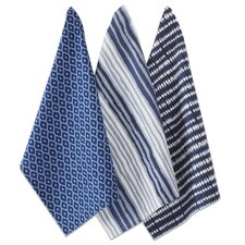 Indigo Dish Towel (Set of 3)