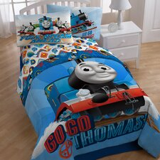 Thomas and Friends Go Go Twin Comforter