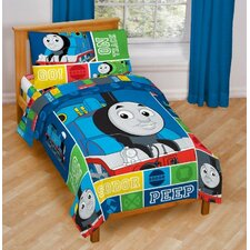 Thomas and Friends Icon Toddler Bedding Set