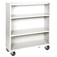 """Elite Series Mobile 42"""" Standard Bookcase"""