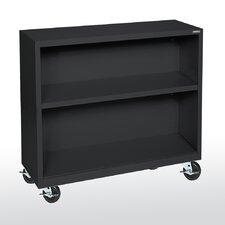 Mobile Book Cart