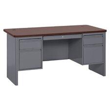 """700 Series 29.5"""" Double Pedestal Desk"""