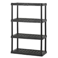 Plastic 3 Shelf Shelving
