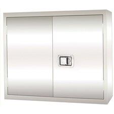 Stainless Steel 2 Door Storage Cabinet