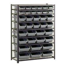 """57"""" H 8 Shelf Shelving Unit Starter"""